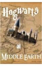 Hogwarts at Middle Earth (HP LotR crossover) by Ceeeyyd