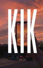 KIK ; muke by Rudemgc