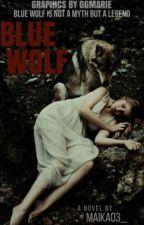 Blue Wolf by Maika03_