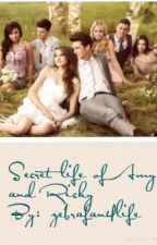 Secret life of Ricky and Amy by zebrafan4life