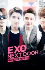 Exo Next Door (Book Version) by Potato_Object
