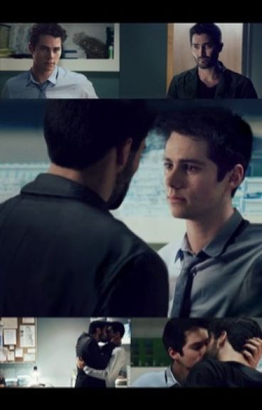 Who's Scared of the big bad wolf  ( book 2 ) (sterek)( boyxboy )