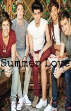 Summer Love by annernialler