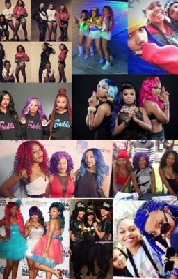My life ( omg girlz & mindless behavior)