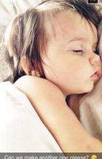 EZRIA Baby Story by nialouisebryant