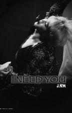 I NEED YØU.... by xjunmix