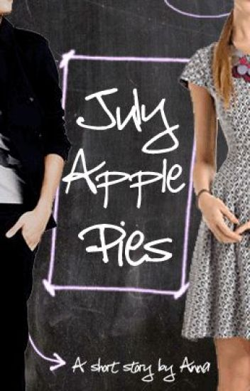 July Apple Pies