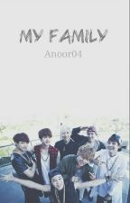 My Family (bts v) by Anoor04