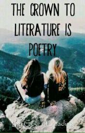 The crown of Literature is poetry. by otakusaur