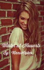 Winter at Hogwarts by VinnieCakes