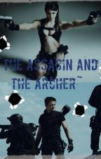 ~the assasin and the archer~ (a hawkeye fanfiction story) __on-hold__ by ocean_sea04