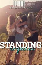 Standing Together by NextGenerationAuthor