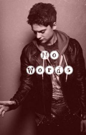 No Words (Conor Maynard Fan Fiction) by Sav_Thatsme_TW