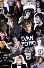 Evan Peters Imagines/Preferences by arialuv_Peters