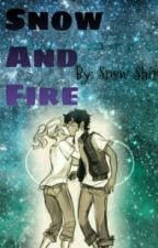 Snow And Fire   ( Leo Valdez y tu ) by Snow-Shine