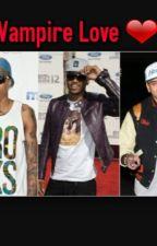 Vampire Love (August Alsina, Trey Songz, Chris Brown, Partynextdoor and more) by Luxcinda