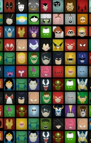 Superhero Roleplay
