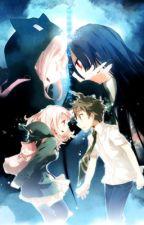 Just a Glitch. (Chiaki Nanami x Hajime Hinata) by hinqnqmi