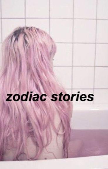 ✦ Zodiac Stories ✦