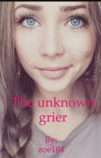 The unknown grier by zoe164