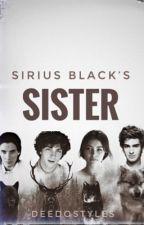 Sirius Black's Sister *Remus Lupin* by mishaismysunshine