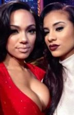 Are We Really Over or are we meant to be (Cyn Santana and Erica Mena Story) by AriellePierce