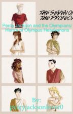 Percy Jackson and the Olympians/Hero's of Olympus Headcanons by percyjacksonlover0