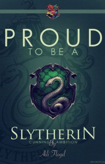 Proud to be a Slytherin (Draco x reader)
