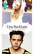 Una Beckham || Brooklyn Beckham || Terminada. by niallgirl1499