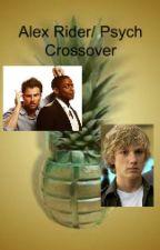 Alex Rider/ Psych Crossover by dpw750