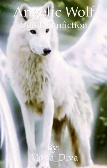 Angelic Wolf- Derek Hale