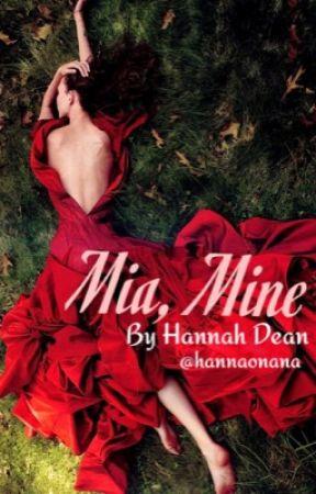 Miniera #sytycw15 #RomanticSuspense Book 1 by hannahonana