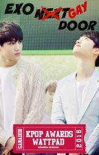 EXO (GAY) Door by YuriBlack