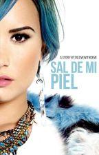 ''Sal de mi piel'' Demi Lovato by inlovewithdemi