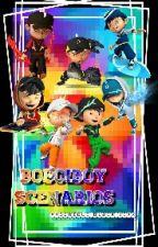 Boboiboy Scenarios |DISCONTINUED| by XxSerious_Black_JDxX