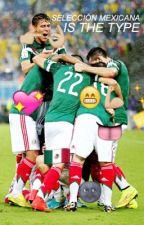 Selección mx is the type [Wattys 2015] by enriquecavill