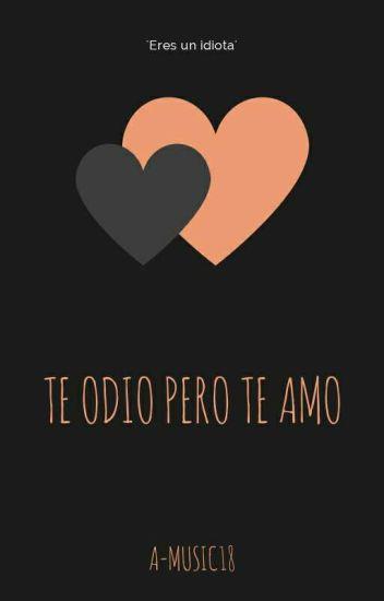 Te odio pero te amo(Ouran host club)