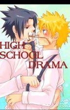 High School Drama by yaoipunk