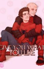 """Give You What You Like"" - SpideyPool by ClauStylinson"