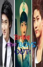 Bring The Boys Out by jazzgrace