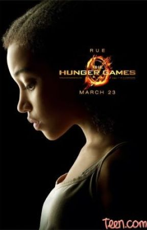 The hunger games-Rue's P.O.V by taylorwest19