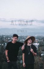 All Grown Up // k.l & j.c by fangirl138