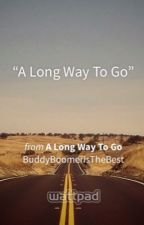 A Long Way To Go (A Zombie Novel) by BuddyBoomerIsTheBest