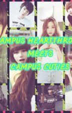Campus Heartthrobs meets Campus Cuties by kateSAP998