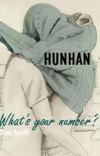 What's your number? - Hunhan by klamd_