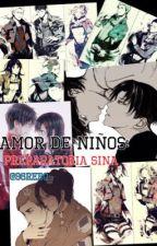 Amor de Niños: Preparatoria Sina by 96Rebo
