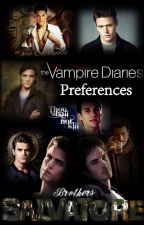 TVD Preferences by GingerCookieNinja
