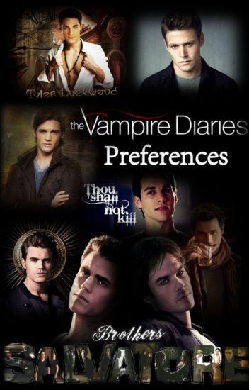 TVD Preferences