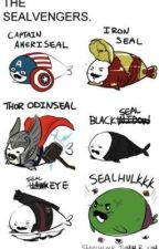 Avenger Preferences and More~ by Mew_Mew_Keki
