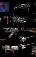 World at War, Black Ops, and Black Ops II wonder weapons by LIMiNAMO